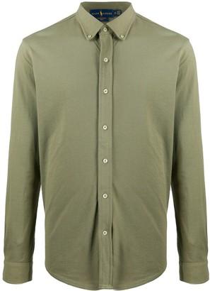 Polo Ralph Lauren Long Sleeve Button-Down Shirt