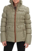 Neve Nina Peplum Down Jacket - 800 FP (For Women)