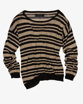 Rag and Bone Rag & Bone Rag & Bone Gansevoort Metallic Striped Top