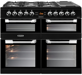 Leisure CS100F520 Cuisinemaster Dual Fuel Range Cooker