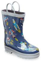 Hatley Baby's & Toddler's Rocket Rain Boots