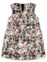 Milly Minis Toddler's & Little Girl's Peony Printed Ari Dress