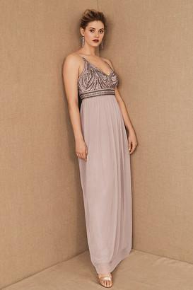 BHLDN Vilette Dress By in Purple Size 0