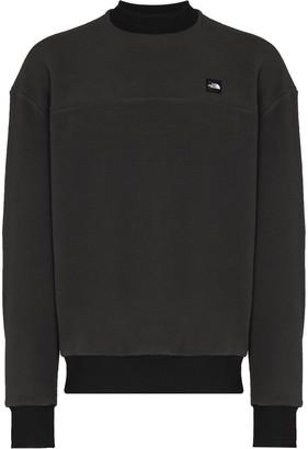 The North Face Fleeski logo-patch sweatshirt