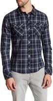 Rogue Plaid Long Sleeve Slim Fit Shirt