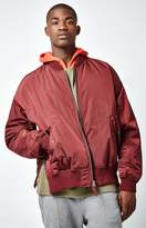 PacSun Relaxed Bomber Jacket