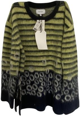 Current/Elliott Current Elliott Navy Wool Knitwear for Women
