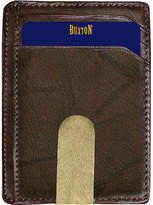 JCPenney Buxton Hunt Front Pocket Wallet w/ Money Clip