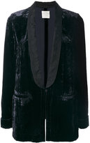 Forte Forte dinner blazer - women - Silk/Cupro/Viscose - 1