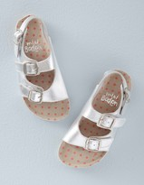 Boden Leather Cork Sandals