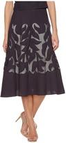 Nic+Zoe Secret Garden Skirt Women's Skirt