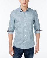 Michael Kors Men's Slim-Fit Bubble-Print Shirt