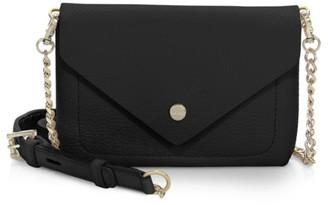 Botkier Vivi Pebbled Leather Belt Bag
