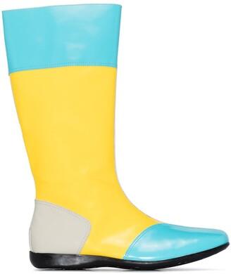 Camper x Kiko Kostadinov Jocker boots