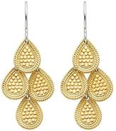 Anna Beck Gold Chandelier Earrings