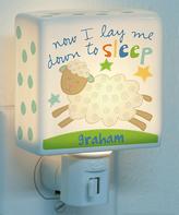 Sandra Magsamen Personalized Boy Sheep Night-Light