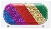 Sarah's Bag Rainbow Pill Clutch