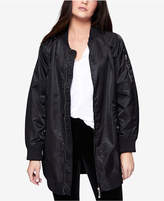 Sanctuary Long Bomber Jacket