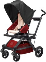 Orbit Baby Black Stroller G3 - Ruby/Black