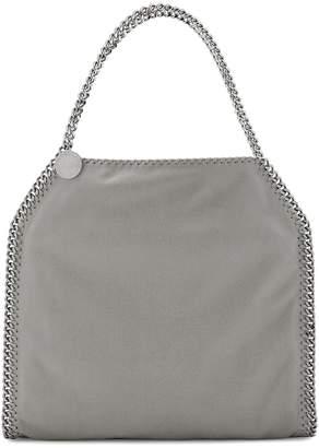 Stella McCartney Falabella Grey Top Handle Bag