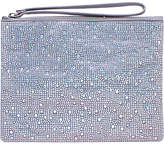 Carvela Gaye Clutch Bag, Silver