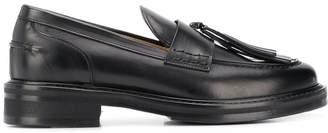 Doucal's Fran tassel loafers