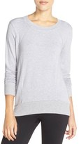 Beyond Yoga Terry High/Low Pullover