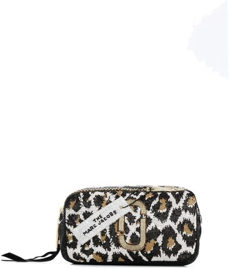 Marc Jacobs The Trompe L'Oeil Snapshot pouch