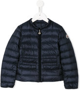 Moncler zipped padded jacket - kids - Polyamide/Polyamide-8 - 4 yrs