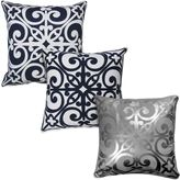 B. Smith The Vintage House by Park East Gate Square Throw Pillow
