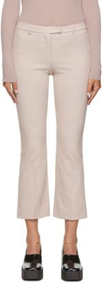 S Max Mara Pink Umanita Trousers