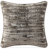 "Tracy Porter Franny Crushed Velvet 20"" Square Decorative Pillow"