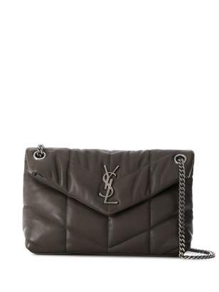 Saint Laurent Small Quilted Loulou Shoulder Bag