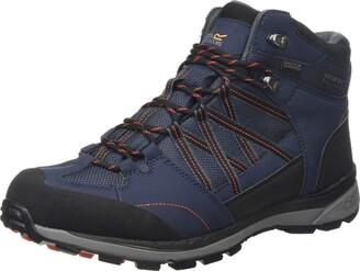 Regatta Men Samaris II Mid' Waterproof Walking Boots High Rise Hiking