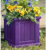 Plow & Hearth Lexington Self-Watering Planter Box