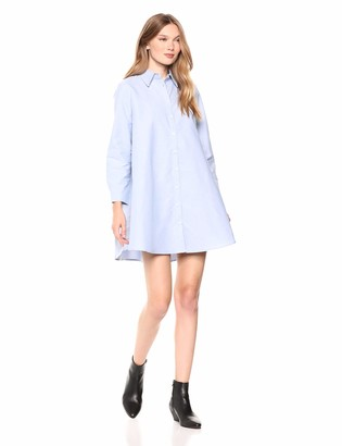 BB Dakota Women's Cleans Up Well Shirt Dress