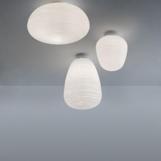 Foscarini 34 x 21cm White Rituals 2 Ceiling Lamps
