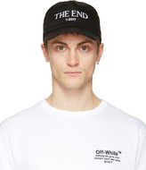 Off-White Black 'The End' Cap