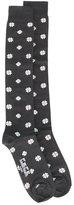 fe-fe flowers socks - unisex - Cotton/Polyamide/Spandex/Elastane - One Size