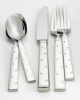 "Kate Spade Larabee Dot"" Stainless Flatware Collection"
