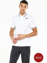 Nike Modern Fit Tipped Polo Shirt