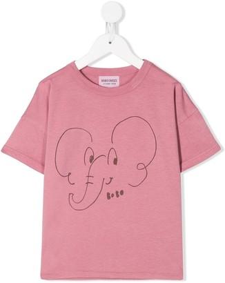 Bobo Choses Elephant sketch T-shirt