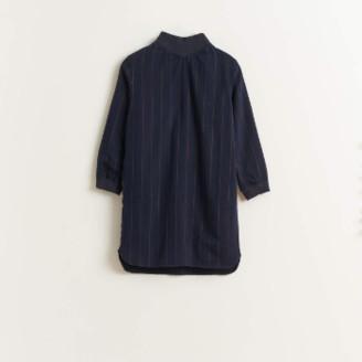 Bellerose Blue Alarm Dress - 12 years | blue - Blue/Blue