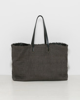 Henry Cuir Tangible Woven Tote