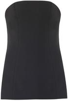 Veronica Beard Foxglove Strapless Tunic