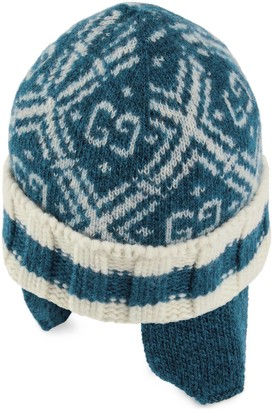 Gucci Baby GG wool hat
