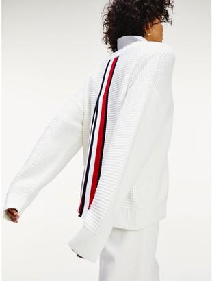 Tommy Hilfiger Organic Cotton Stripe Sweater