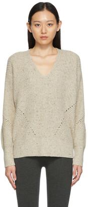 rag & bone Eco Donegal V-Neck Sweater