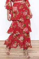A. Calin Floral Skirt