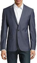 HUGO Wool Long-Sleeve Sportcoat